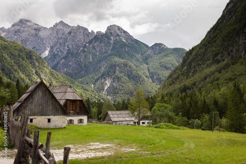 Fototapeta Julian Alps, Slovenia obraz