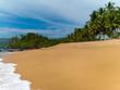 Beautiful sea coast in Goa. India