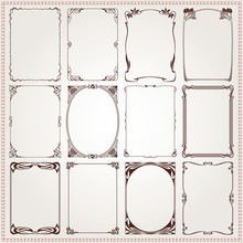 Decorative Borders And Frames ...