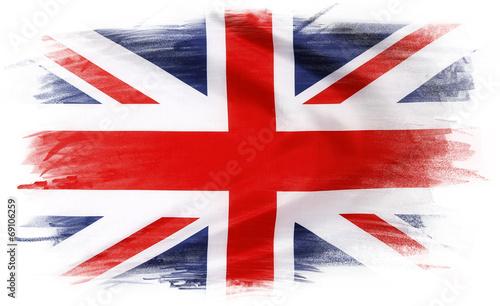 Fotografie, Obraz  Union Jack