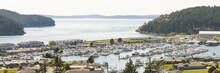 Anacortes Marina, Puget Sound And The San Juan Islands