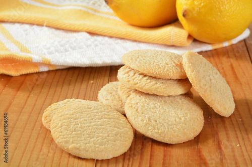 Recess Fitting Cookies Lemon cookies