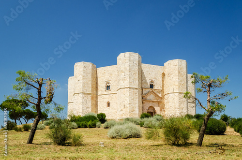 Castel del Monte, Puglia Canvas Print