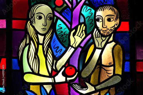 Fotografía  Adam and Eve