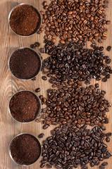 Fototapeta Kawa Coffee