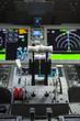 Airliner throttles