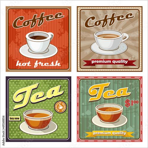 plakat-rocznika-kawy-i-herbaty-ilustracji-wektorowych