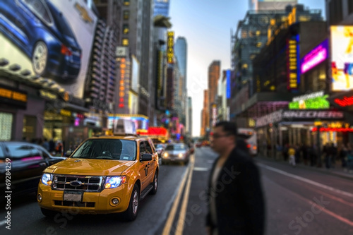 Poster New York TAXI New York Taxi