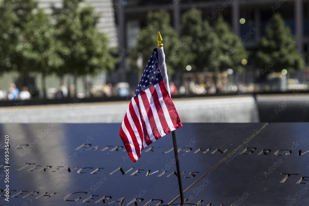 Photo  11 September memorial