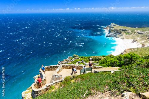 Cape Point, Kap der Guten Hoffnung Fototapet