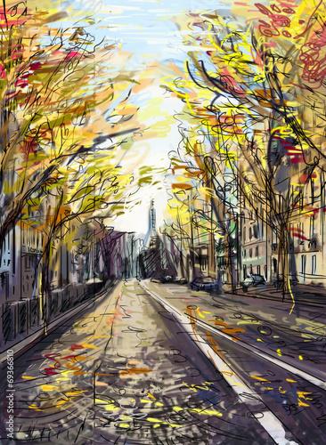 jesienny-widok-na-ulice-w-paryzu-francja