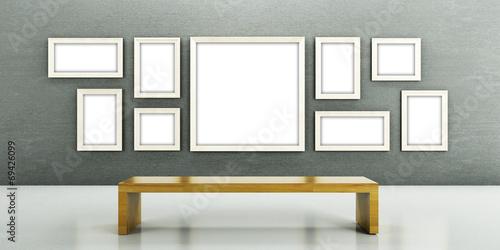 Fotografía  Galerie, Bilder, Rahmen, Atelier