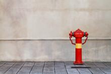 Red Fireplug
