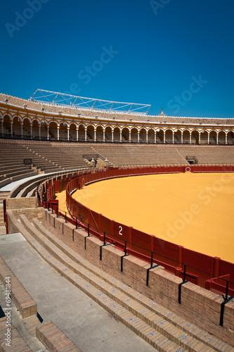 Keuken foto achterwand Stierenvechten Arena