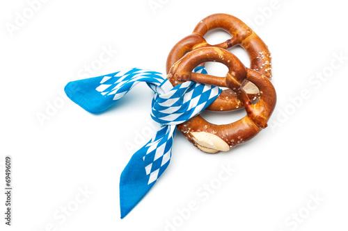 Fotografia Bavarian pretzels