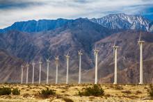 Palm Springs Wind Farm