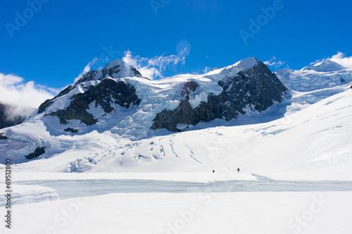 Papiers peints Alpes Snowy mountains