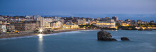 Biarritz Grande Plage Beach At...