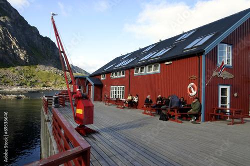 Papiers peints Scandinavie norvegia isole lofoten