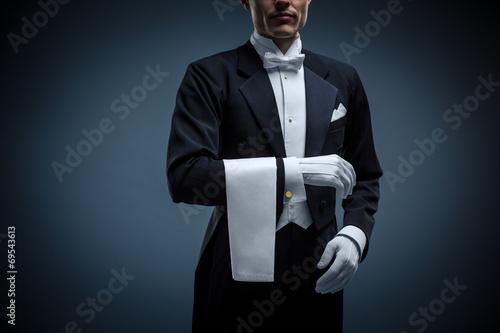 Waiter Tapéta, Fotótapéta