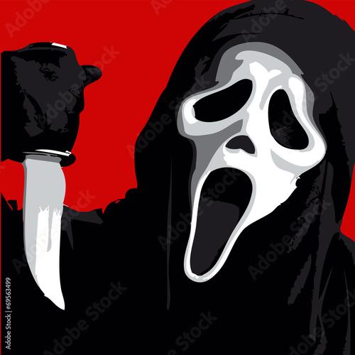 Valokuva  Scream Scary