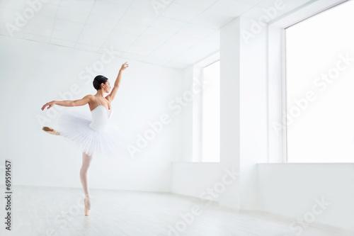 Ballet плакат