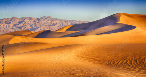 Obraz Death Valley Dunes - fototapety do salonu