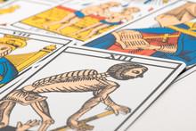 Clairvoyance Tarot Cards And Death Card