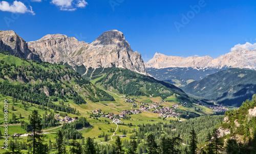 Fotografie, Obraz Dolomiti - Val Badia