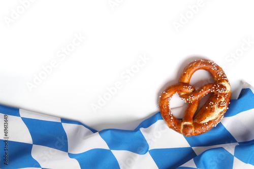 Canvas-taulu Brezel Oktoberfest