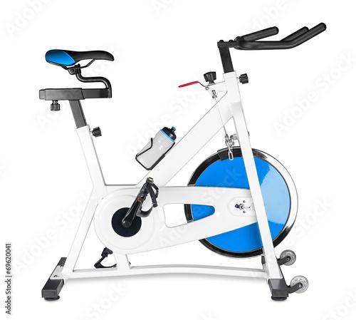 Fotografie, Obraz  exercise bike