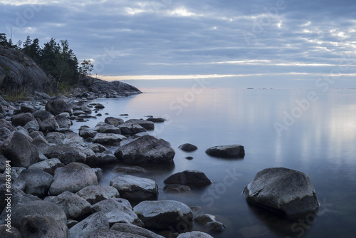 Láminas  Porkkala bay, Finland