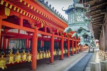 Kasuga Taisha Shrine - Nara,Ja...