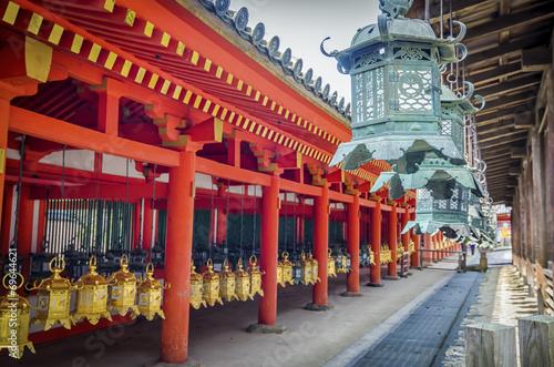 Foto op Plexiglas Japan Kasuga Taisha shrine - Nara,Japan
