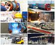 Collage Industriepanoramen