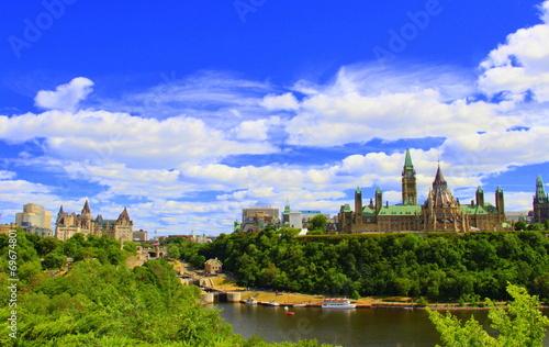 Spoed Foto op Canvas Canada Ottawa