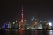 shanghai lujiazui night view