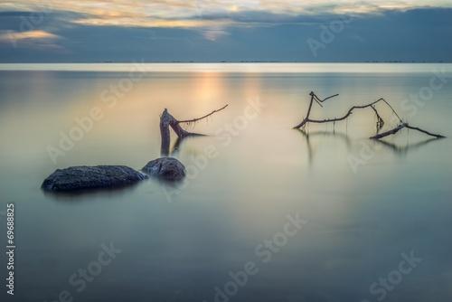 Fotobehang - Krajobraz Morski, morze