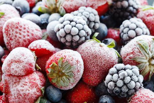 frozen berries #69692271