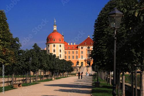Fényképezés  Allee zur Moritzburg
