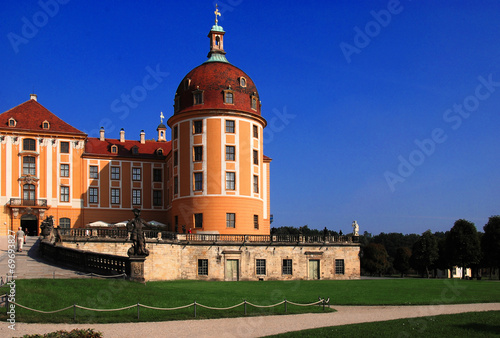 Photo  Eckturm der Moritzburg