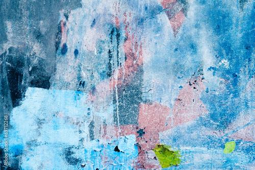 Tablou Canvas Vecchio muro - Texture