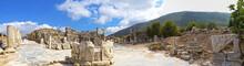 Ephesus Or Efes Ancient Greco-...