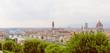 Retro look Florence Italy