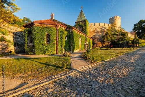 Foto  Belgrade fortress and Kalemegdan park