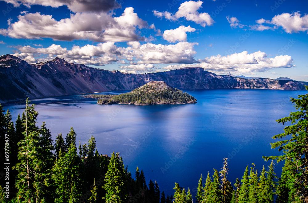 Fototapety, obrazy: Crater Lake, Oregon