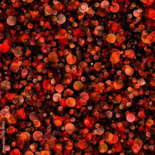 fantastic powerful bubbles background design