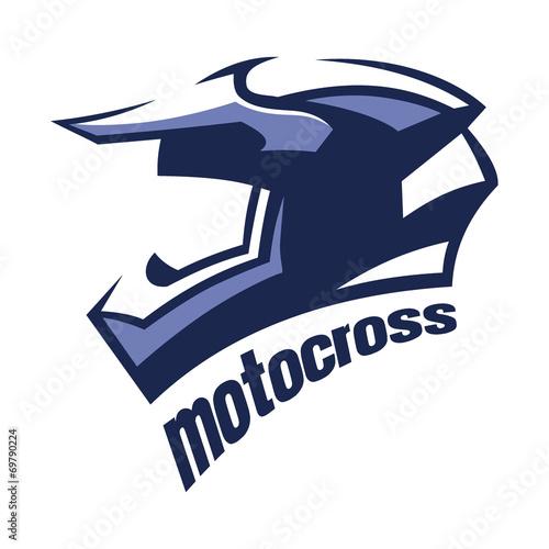 motocross helmet - 69790224