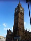 Fototapeta Fototapeta Londyn - Big Ben - London