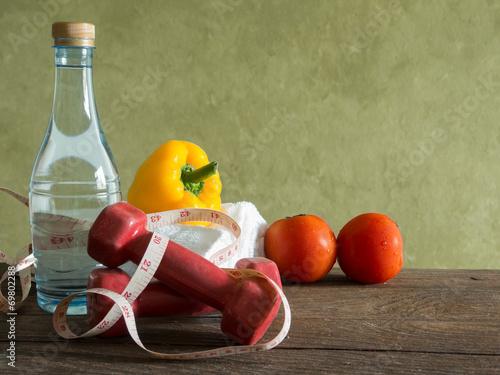 Foto op Aluminium Vruchten Healthy lifestyle
